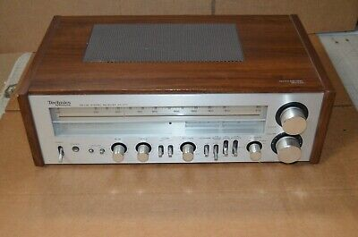 Vintage! Technics SA-400 Stereo 2-Channel Receiver **Tested**