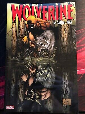 WOLVERINE BY DANIEL WAY COMPLETE COLLECTION TPB VOL 4 MARVEL NEW//UNREAD