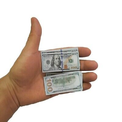 100x Flash Paper Bills ( 100$ notes)  Props money magic tricks, Notes ReZKo