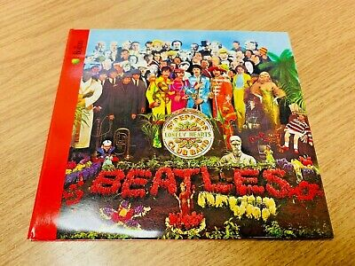 The Beatles - Sgt. Pepper's Lonely Hearts Club Band (2009) Digipak MINT CD