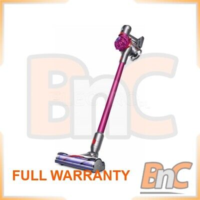 Upright Motorhead Vacuum Cleaner Dyson V7 Pro Cordless Bagless Full Warranty