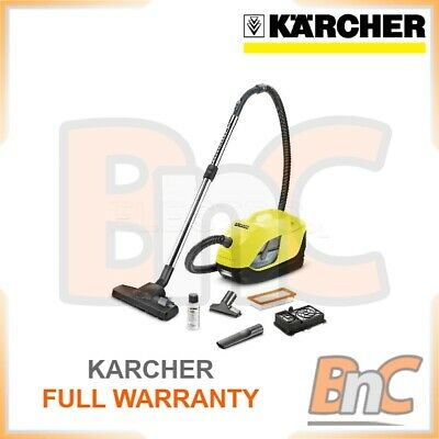 Cylinder Vacuum Cleaner Karcher DS 6 with water filter 1.195-220.0 650W