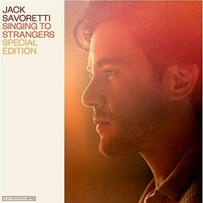 Jack Savoretti Singing to Strangers Special Edition 2 CD Digipak NEW