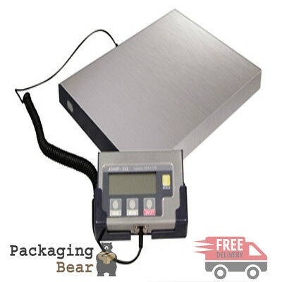 1 x JSHIP DIGITAL 150kg 332lb PARCEL POSTAL WEIGHING SCALES | FREE 24HR DELIVERY