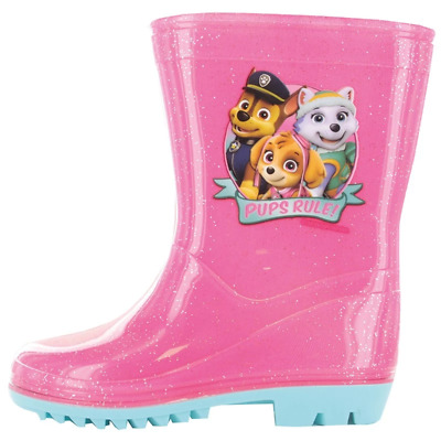 Girls Paw Patrol Wellies Xmas Christmas Stocking Filler