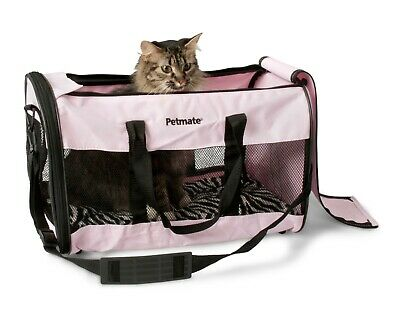 Petmate Soft Sided Kennel Carrier For Dogs And Cats - Massive Reduction!! £££