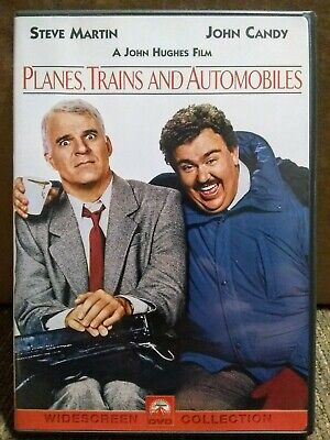 Planes, Trains and Automobiles DVD 1987