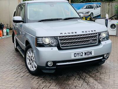 2012 Land Rover Range Rover 4.4 TD V8 Westminster SUV 5dr Diesel Automatic 4X4