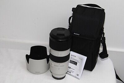 Sony FE 70-200mm f/2.8 GM OSS Zoom Lens SEL70200GM Mint Condition