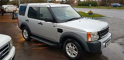 Land Rover Discovery Td V6 3.2 Manual 7 Seats 93,000 Miles 4 X 4 Diesel