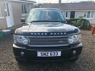 * 2009 Range Rover Vogue TDV8 * Two Owners * FSH * May SWAP Estate car