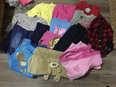Girls winter clothes bundle 3-4 years