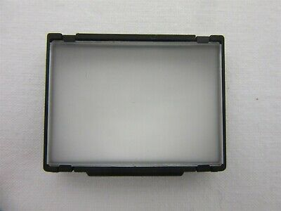 Nikon F3 Type E focus screen with grid lines