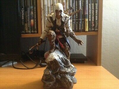 Assassins Creed 3 III Connor Statue from Limited Collectors Edition