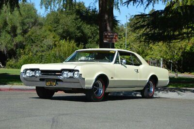 1967 Oldsmobile Cutlass #s Matching Fully Documented 442 Build Sheet 1967 Oldsmobile Cutlass 442 #s Matching Fully Documented 442 Build Sheet Yellow