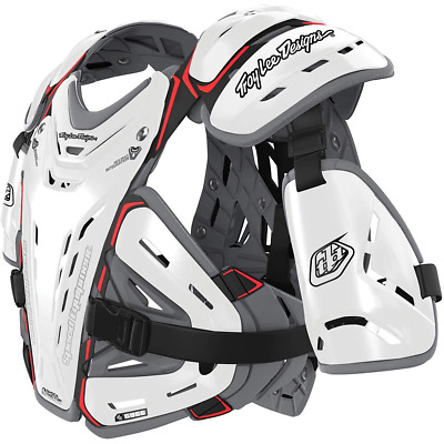 Troy Lee Designs CP 5955 Chest Protector - Medium/White