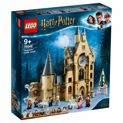 Lego Harry Potter Hogwarts Clock Tower 75948 BRAND NEW BOXED FREE 24 H DELIVERY