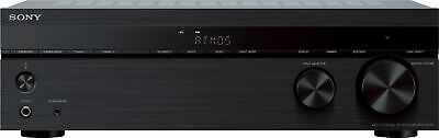 Sony - 7.2-Ch. with Dolby Atmos 4K Ultra HD A/V Home Theater Receiver - Black