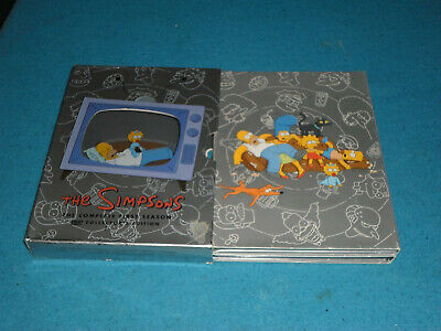 The Simpsons The First Season DVD Box Set  Fast Dispatch Guaranteed