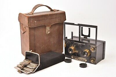 """Device Photographic Stereo """" the Stereo - Panoramic Leroy """" #1833"""