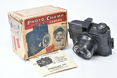 Camera Photo - Field Camera with Box Original and Workshop Manual Utilsiation