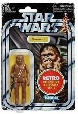 Star Wars Retro Collection CHEWBACCA Action Figure 3.75 BRAND NEW
