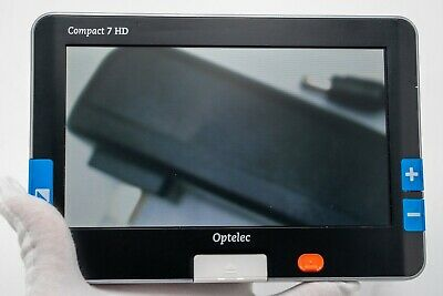 Optelec Compact 7 HD Handheld Portable Low Vision Magnifier