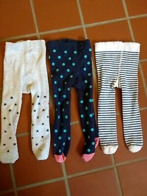 Next Baby Girl Tights Bundle 3-6 Months Excellent Condition