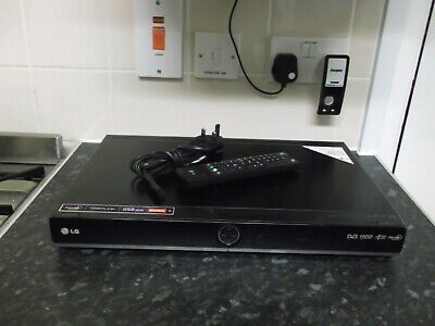 LG RHT497H 160GB HDD DVD Recorder with Freeview+