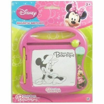 Disney Minnie Mouse Clubhouse Magnetic Sketcher - Pink