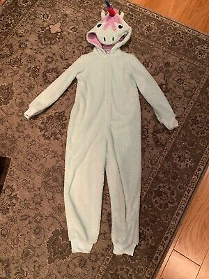 M&S Unicorn Onsie/all In One Age 7-8 Not Gerber