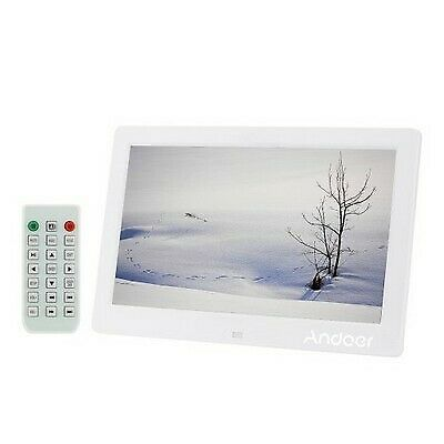 "Cornice Digitale Andoer 10.1 "" con Telecomando -  D3041W - Bianca PHOTO FRAME PH"