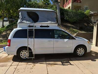 2010 Chrysler Town and Country Camper Van