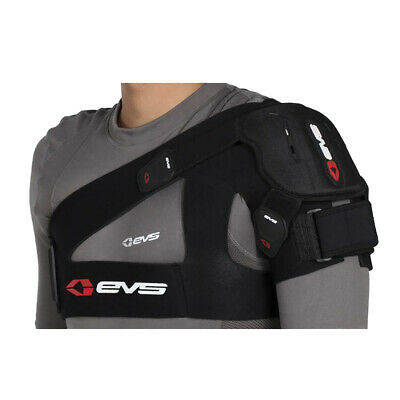 Evs Protection Sb04 Shoulder Brace Mens Body Armour - Black All Sizes