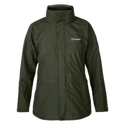 Descripción Berghaus Glissade III Jkt, Impermeable / Transpirable