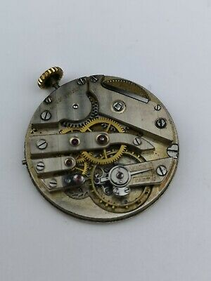 A High Grade Swiss Watch Movement for Mappin - Art Deco Period 1920s-30s (D10)