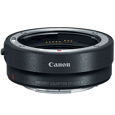 Canon Lens Mount Adapter EF-EOS R Adapts EF and EF-S Lenses to EOS R 2971C002