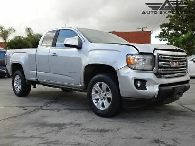 2017 GMC Canyon 4WD SLE 2017 GMC Canyon Salvage Damaged Vehicle! Priced To Sell! Wont Last! Must See!!