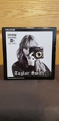 🔥 FujiFilm Instax Square SQ6 Instant Film Camera Taylor Swift Edition BRAND NEW