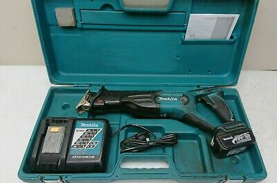 Makita LXT DJR181 18V Cordless Reciprocating Saw - Set