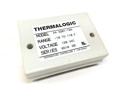 THERMALOGIC AA3201-188 / AA3201188 Temperature Controller Indicator NOS