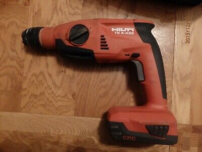 Hilti TE2 a22 good condition 1 batttery no charger collect from sk15