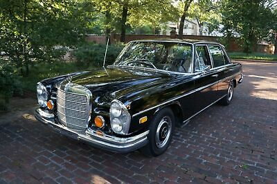 1973 Mercedes-Benz 200-Series 280SEL 4.5 1973 Mercedes Benz W108 280SEL 4.5 in Memphis,Tn-200pix-No reserve