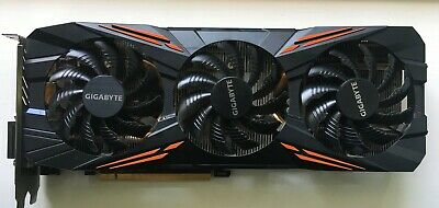 GIGABYTE NVIDIA GeForce GTX 1070 GV-N1070WF2OC-8GD 8GB Windforce OC