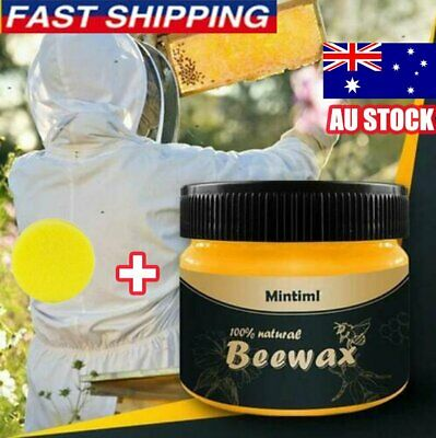 Wood Seasoning Beewax Complete Solution Furniture Care Beeswax Free SHIIPING AU