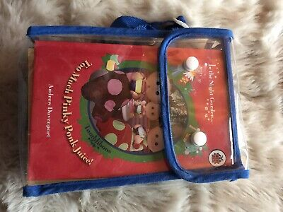 In The Night Garden 8 Book Collection Backpack