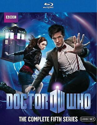 DOCTOR WHO: COMPLETE FIFTH SEASON (6PC) / (SLIP) [Bluray]