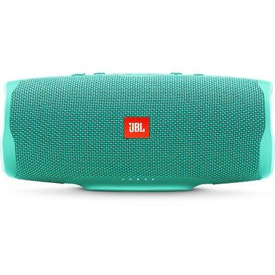 JBL Charge 4 Bluetooth wireless Speaker portable Water resistant IPX7 £179-Teal
