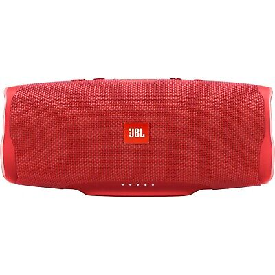 JBL Charge 4 Portable Bluetooth wireless Speaker- Red,Water Resistant IPX7 £179