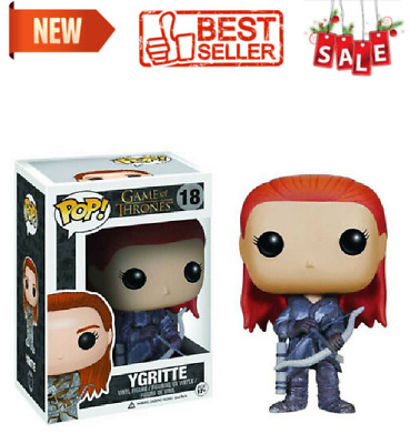 Funko Pop Game of Thrones Ygritte 18 Vinyl Figures Toys. Gift With Box